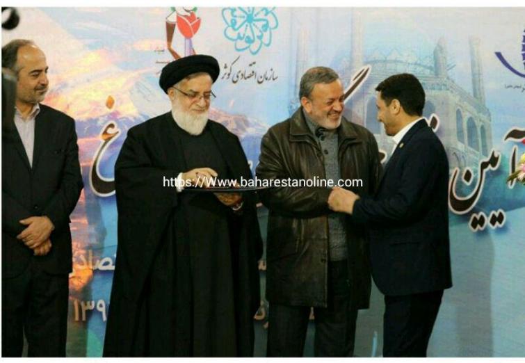 افتتاح بزرگترین فارم پرورش مرغ تخم گذار در سلطانیه زنجان