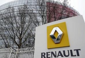 کاهش درآمد چشمگیر خودروسازی رنوی فرانسه پس از خروج از ایران