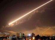 حمله موشکی سوریه به پایگاه نظامی تل هشومیر اسرائیل