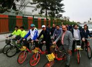 مدیران شهرداری منطقه شش تهران به کمپین بیدود پیوستند