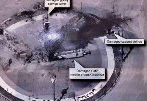 تصاویر با کیفیت از پرتاب موشک ماهواره بر ایرانی چگونه به دست ترامپ رسید؟