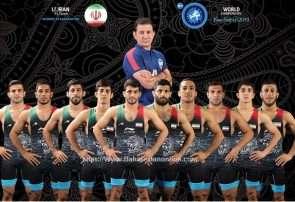 تیم ایران با یک طلا، یک نقره و ۲ برنز چهارم شد