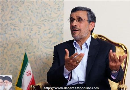 نظر دکتر محمود احمدینژاد درباره حجاب اجباری