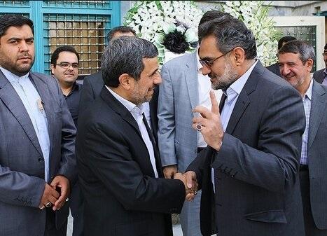 وزیر فرهنگ و ارشاد دولت دکتر احمدی نژاد هفتمین رئیس سازمان صداوسیما می شود ؟