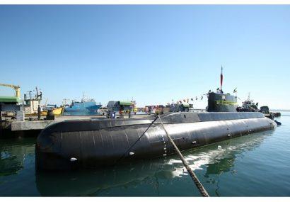 زیردریایی های ایران یک هدف دارند: غرق کردن نیروی دریایی آمریکا