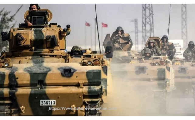 عملیات ترکیه در شمال سوریه با هماهنگی مخفیانه آمریکا و روسیه انجام می شود؟