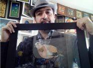 نقاشی پشت شیشه ، ابزار و رنگها