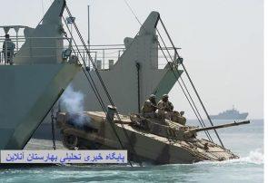 اقتدار نیروی دریایی سه کشور ایران، روسیه و چین در منطقه اقیانوس هند / پهلوگیری شناورهای روسیه و چین در چابهار