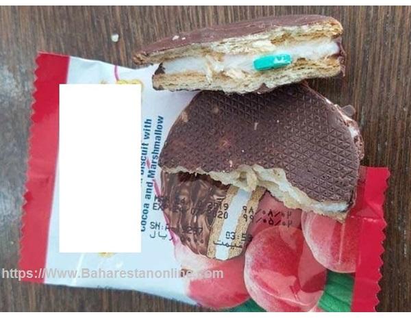 عرضه قرصهای مشکوک در کیکهای خوراکی /مردم موارد مشابه را به سامانه تلفنی ۱۹۰ گزارش دهند