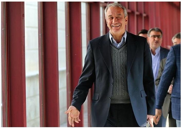 بازگشت کفاشیان با توپ پُر روی صندلی ریاست فدراسیون فوتبال !