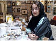 عکسهای شیشهای در نگارخانه کلک خیال