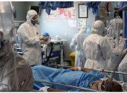برای بستری بیماران کرونایی تخت خالی وجود ندارد/ ابتلای ۵۰ نفر از کادر درمان مسیح دانشوری به کرونا
