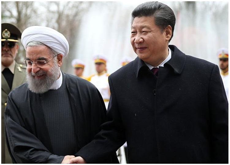 قمار بزرگ چین برای آغاز رویارویی با آمریکا بر سر تهران