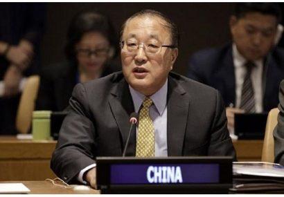 مخالف چین با فشار ایالات متحده برای گسترش تحریم تسلیحات سازمان ملل علیه ایران