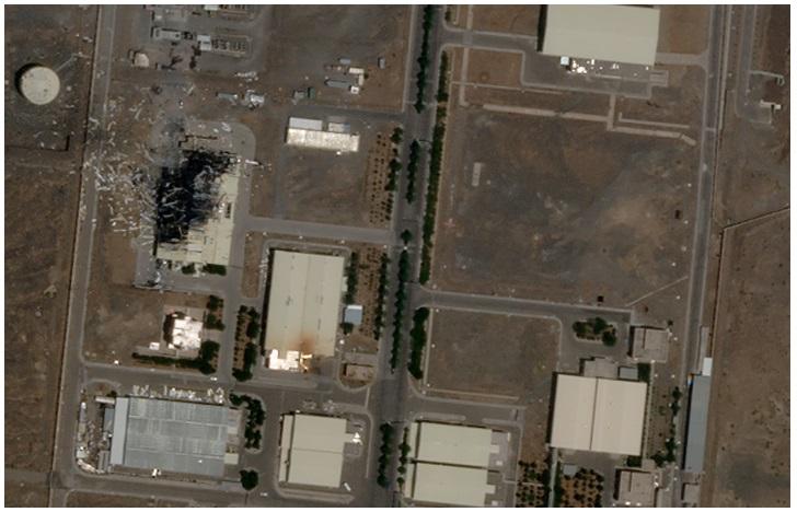 آیا اسرائیل و آمریکا حاضر به پذیرش مسئولیت آسیبرسانی به مرکز هستهای نطنز هستند؟