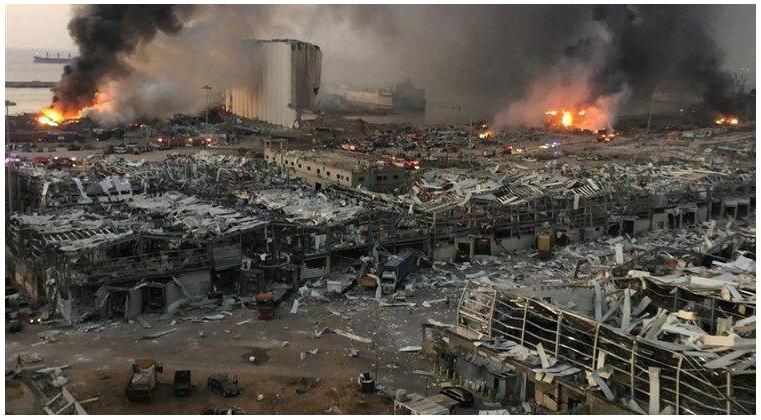 تبعات انفجار بیروت برای لبنان ؟