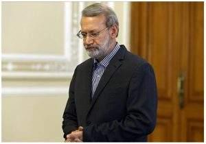 خبر شرط گذاشتن و تمایل علی لاریجانی برای کاندیداتوری انتخابات ریاست جمهوری تکذیب شد