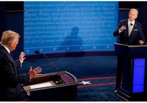مناظره جنجالی ترامپ و بایدن سرنوشت انتخابات را تعیین تکلیف کرد؟