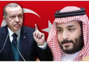 اعلان جنگ عربستان به ترکیه! + جزئیات
