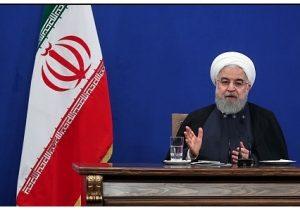 روحانی: عدهای در داخل میخواستند برجام را از بین ببرند، ولی ما نگذاشتیم / دولت نمیگذارد پایان تحریم را به تاخیر بیندازند