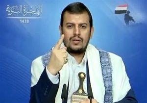 ملت یمن از ملت فلسطین و مظلومان عالم دفاع می کند