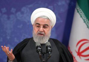 روحانی: دست ما را باز بگذارید در ١٠٠ روز آخر تحریمها را بشکنیم / برخی میگویند دست ظالم باید قطع شود اما اردیبهشت و خرداد کراهت دارد!