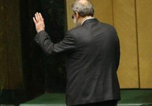 حضور دکتر لاریجانی برای انتخابات به طور کل منتفی است/ دکتر لاریجانی کسی نیست که برای رای آوری یا حضور در انتخابات خودش را به آب و آتش بزند/شاید اگر فضا کمی آرامتر بود می توانستیم امید به حضور وی داشته باشیم