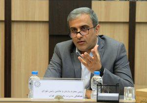 نصف آمار روزانه کرونای کشور مربوط به شهر تهران است/ میزان فوتی ها برای بهشت زهرا بسیار زیاد است