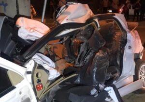 هر ۵۴ ثانیه یک تصادف در تهران رخ می دهد