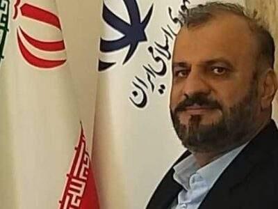 پیام تبریک مصطفی حسینیان رودسری  به مهندس کریم پور شهردار جدید سیرجان